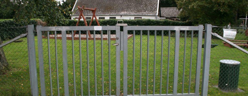 Porte og låger